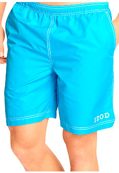 Izod Solid Swim Shorts
