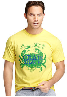 Izod Crab Graphic Tee