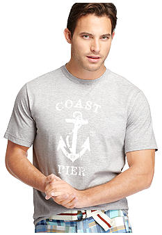 Izod Short Sleeve Coast Graphic Tee
