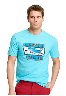 Izod Short Sleeve Dave Graphic Tee