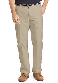 IZOD Belted Newport Oxford Pants