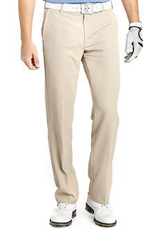 Izod Golf Slim Fit Flat Front Pants