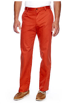 Izod Fashion American Chino Straight Fit Pants