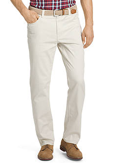IZOD 5-Pocket Saltwater Chino Pants