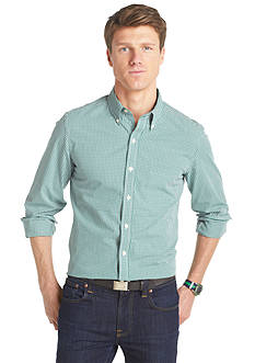 Izod Button Down Essential Woven Shirt