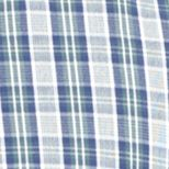 St Patricks Day Outfits For Men: Mediterranean IZOD Long Sleeve Essential Plaid Woven Shirt