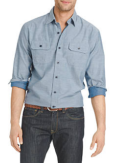 IZOD Long Sleeve Woven Shirt