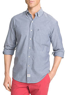 IZOD Newport Oxford Shirt