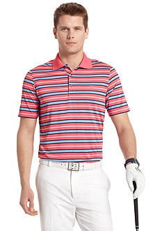 Izod Golf Feeder Stripe Polo