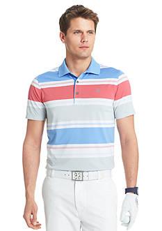 Izod Golf Auto Stripe Polo