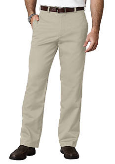 Izod Classic-Fit American Chino Flat-Front Wrinkle-Free Pants