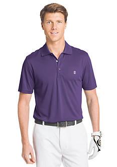 IZOD Grid Polo Shirt
