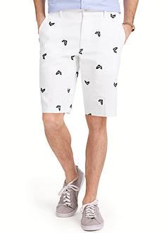 Izod Saltwater Classic Trout Schiffli Shorts