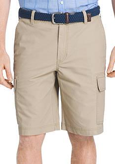 IZOD Poplin Cargo Shorts