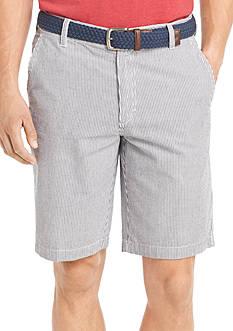 IZOD Seersucker Shorts