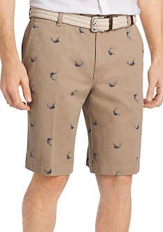 Shorts: Mens Tan/khaki Below The Knee | Belk