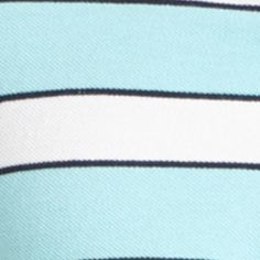 Men: Short Sleeves Sale: Aqua Sky IZOD Short Sleeve Striped Pique Polo Shirt