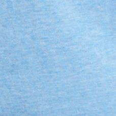 Izod Mens: Blue Revival Heather IZOD Anchor Printed Graphic Tee