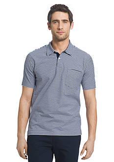IZOD Chatham Clique Stripe Polo Shirt