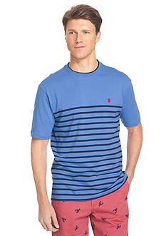 IZOD Short Sleeve Stripe Tee