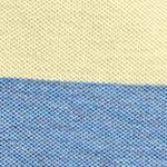 Mens Short Sleeve Polo Shirts: Golden Haze IZOD Short Sleeve Newport Oxford Strip Polo Shirt