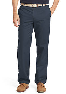 IZOD Non-Iron American Straight Fashion Chino Pants
