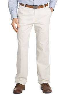 IZOD Non-Iron Performance Stretch Straight Chino Pants