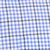 St Patricks Day Outfits For Men: Blue Revival IZOD Short Sleeve Lightweight Plaid Woven Shirt