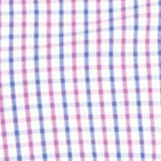 Izod Men Sale: Hyacinth Violet IZOD Long Sleeve Tattersal Woven Button Down Shirt