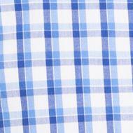 Young Men: Izod Casual Shirts: Bright White IZOD Short Sleeve Button Down No Iron Shirt