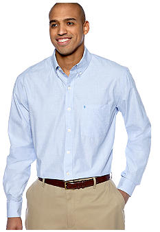 Izod Big & Tall Essential Woven Shirt
