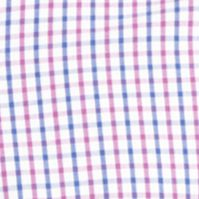Izod: Hyacinth Violet IZOD Big & Tall Tattersal Long Sleeve Essential Woven Button Down Shirt