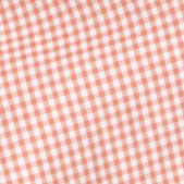 Mens Big and Tall Casual Shirts: Check & Plaid: Camellia IZOD Big & Tall Long Sleeve Iconic Stretch Gingham Woven Shirt