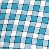 Mens Big and Tall Casual Shirts: Check & Plaid: Blue Jay IZOD Big & Tall Long Sleeve Button Down Plaid Shirt
