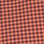 Mens Big and Tall Casual Shirts: Check & Plaid: Burnt Ochre IZOD Big & Tall Long Sleeve Performance Advantage Non Iron Stretch Shirt