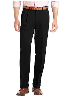 Izod Big & Tall Ultimae Travel Pants with Comfort Flex