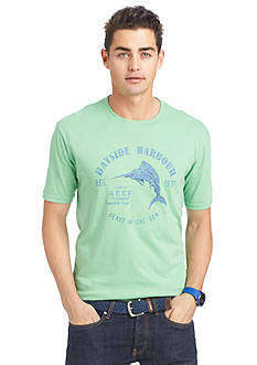 IZOD Big & Tall Bayside Harbour Printed Graphic Tee