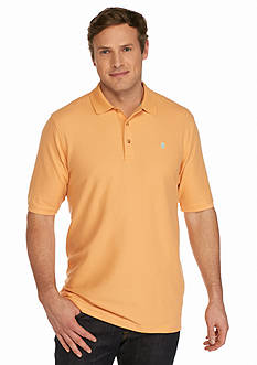 IZOD Big & Tall Short Sleeve Advantage Performance Pique Polo Shirt