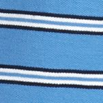 Big and Tall Polo Shirts: Blue Revival IZOD Big & Tall Short Sleeve Stripe Advantage Polo Shirt