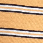 Izod: Apricot Nectar IZOD Big & Tall Short Sleeve Stripe Advantage Polo Shirt