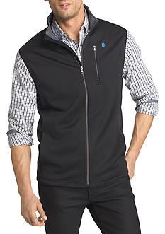 IZOD Big & Tall Spectator Fleece Vest