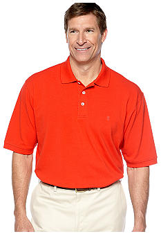 Izod Big & Tall Heritage Basic Polo