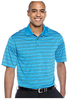 Izod Big & Tall Stripe Polo Shirt