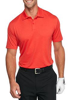 IZOD Big & Tall Performance Golf Cut Line Stretch Polo Shirt