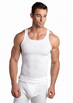 Hanes 5-Pack Platinum Tagless™ Tank Tops