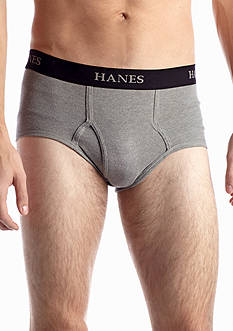Hanes 6-Pack Platinum Tagless® Briefs