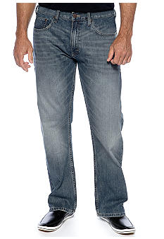 Lee Relaxed Bootcut Dungaree Jeans