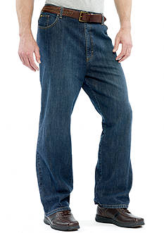 Lee Big & Tall Premium Select Loose fit Comfort Straight Leg Jeans