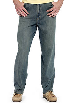 Lee Big & Tall Loose Comfort Straight Leg Jeans