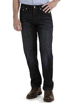 Lee Big & Tall Relaxed Straight Leg Custom Fit Jeans